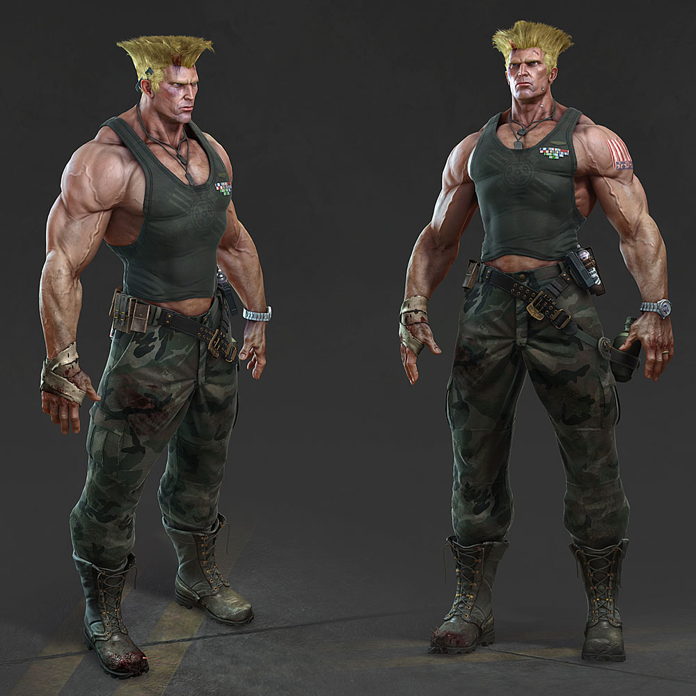 Guile  Street Fighter Galleries Wiki  FANDOM powered by